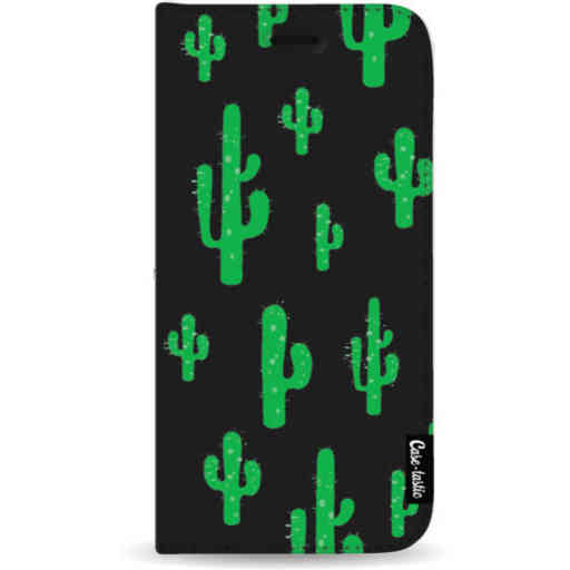 Casetastic Wallet Case Black Samsung Galaxy Note 8 - American Cactus Green