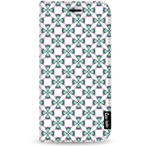 Casetastic Wallet Case White Samsung Galaxy Note 8 - Clover
