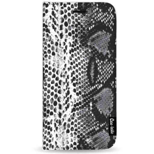 Casetastic Wallet Case White Samsung Galaxy A9 (2018) - Snake