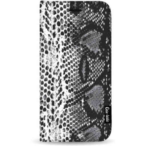 Casetastic Wallet Case White Samsung Galaxy S10 Plus - Snake