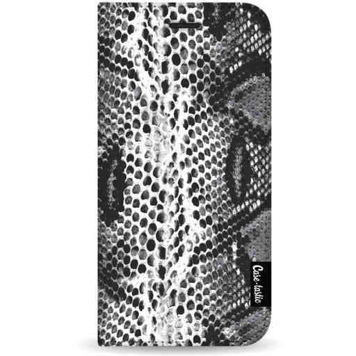 Casetastic Wallet Case White Samsung Galaxy S10 - Snake