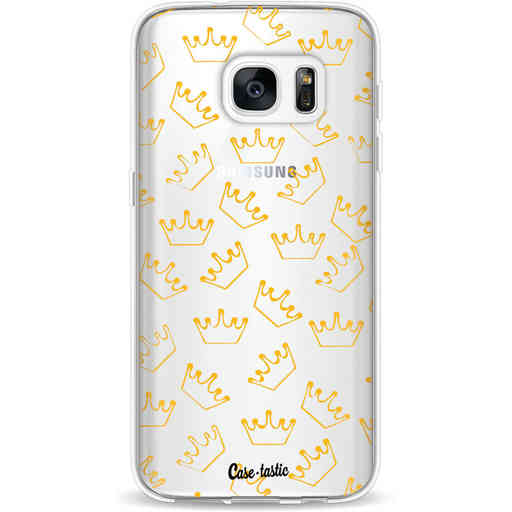 Casetastic Softcover Samsung Galaxy S7 - The Crown