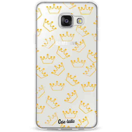 Casetastic Softcover Samsung Galaxy A3 (2016) - The Crown
