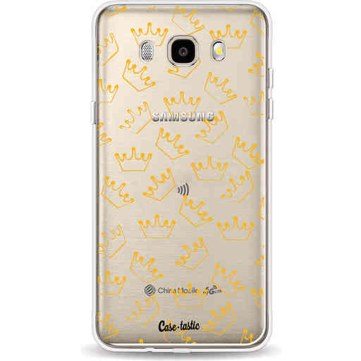 Casetastic Softcover Samsung Galaxy J5 (2016) - The Crown