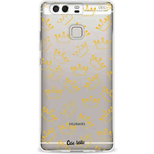 Casetastic Softcover Huawei P9 - The Crown