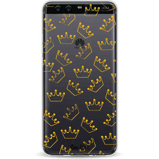 Casetastic Softcover Huawei P10 - The Crown