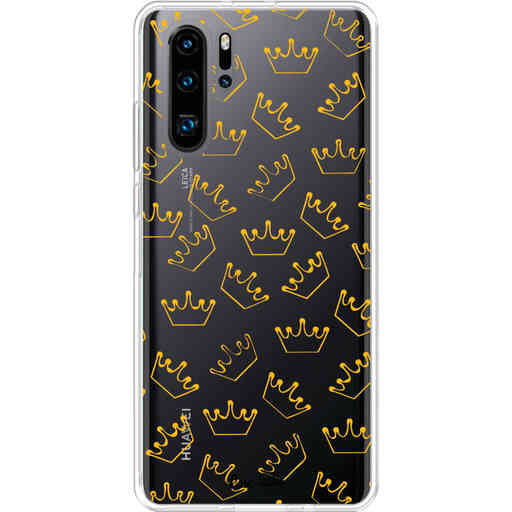 Casetastic Softcover Huawei P30 PRO - The Crown