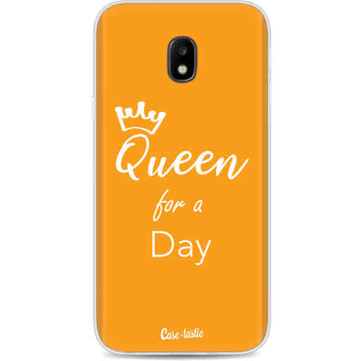 Casetastic Softcover Samsung Galaxy J3 (2017)  - Queen for a Day