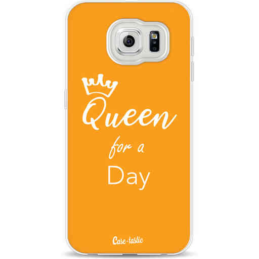 Casetastic Softcover Samsung Galaxy S6 - Queen for a Day