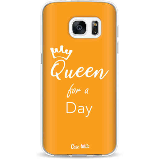 Casetastic Softcover Samsung Galaxy S7 - Queen for a Day