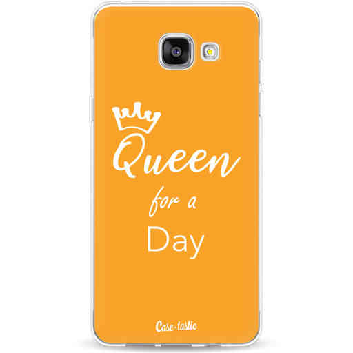 Casetastic Softcover Samsung Galaxy A5 (2016) - Queen for a Day