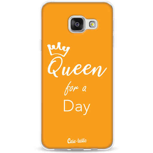 Casetastic Softcover Samsung Galaxy A3 (2016) - Queen for a Day