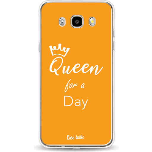 Casetastic Softcover Samsung Galaxy J5 (2016) - Queen for a Day