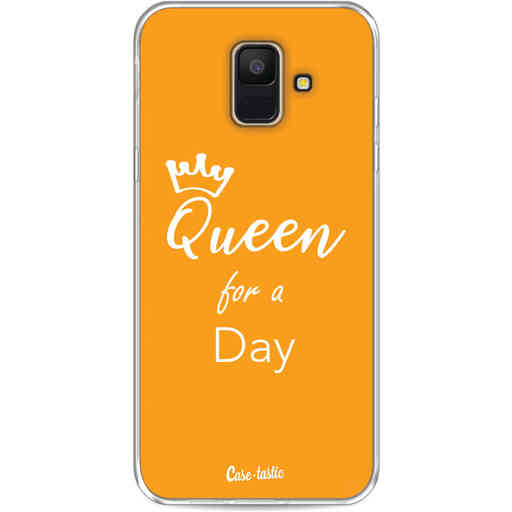 Casetastic Softcover Samsung Galaxy A6 (2018) - Queen for a Day