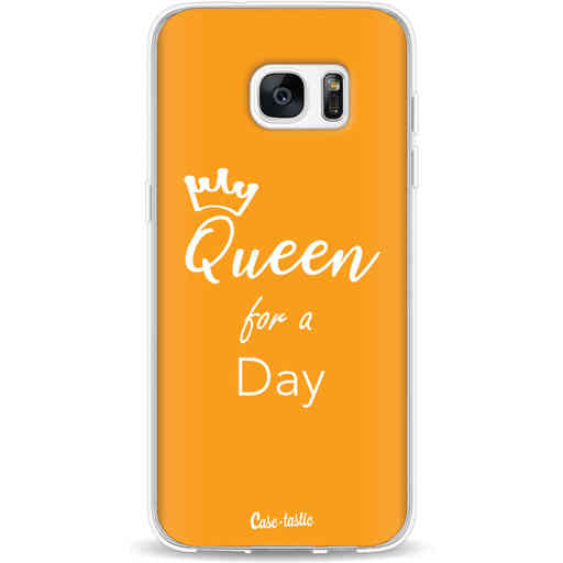 Casetastic Softcover Samsung Galaxy S7 Edge - Queen for a Day