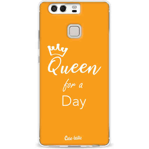Casetastic Softcover Huawei P9 - Queen for a Day