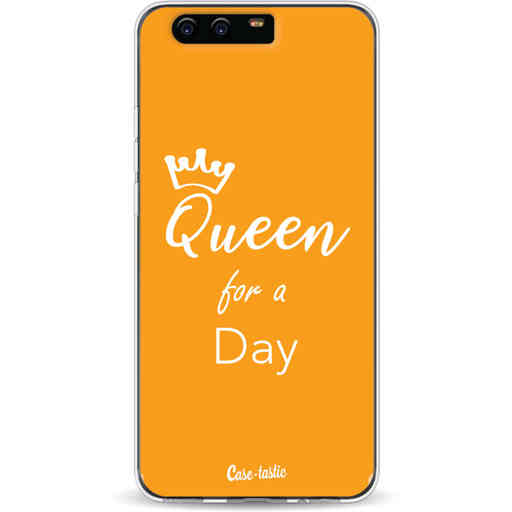 Casetastic Softcover Huawei P10 - Queen for a Day