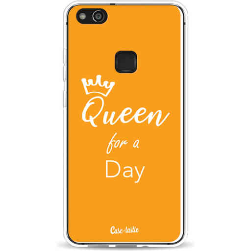 Casetastic Softcover Huawei P10 Lite - Queen for a Day