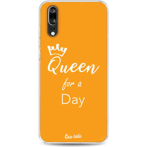 Casetastic Softcover Huawei P20 - Queen for a Day