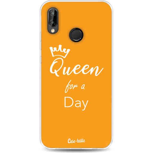 Casetastic Softcover Huawei P20 Lite (2018) - Queen for a Day