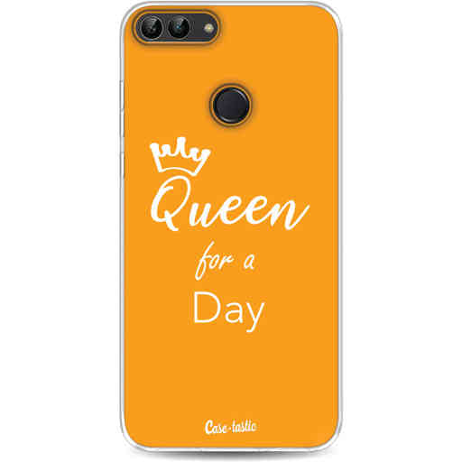 Casetastic Softcover Huawei P Smart - Queen for a Day