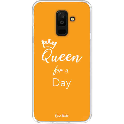 Casetastic Softcover Samsung Galaxy A6 Plus (2018) - Queen for a Day