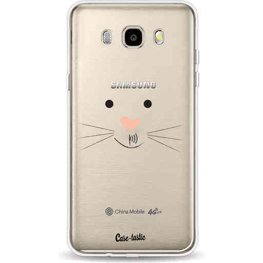Casetastic Softcover Samsung Galaxy J5 (2016) - Bunny Face