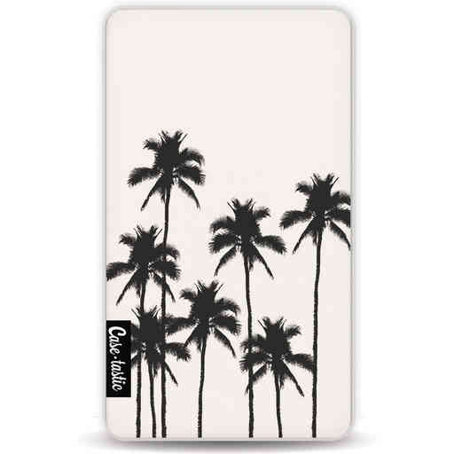 Casetastic Powerbank 4.000 mAh White - California Palms