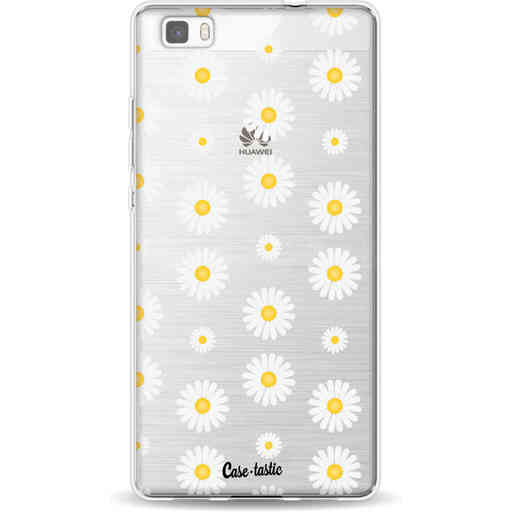 Casetastic Softcover Huawei P8 Lite - Daisies