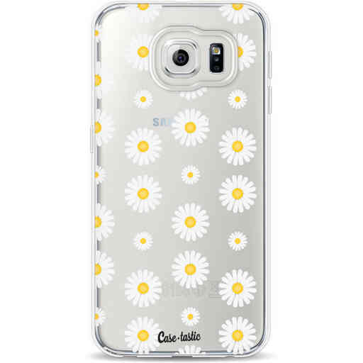 Casetastic Softcover Samsung Galaxy S6 - Daisies