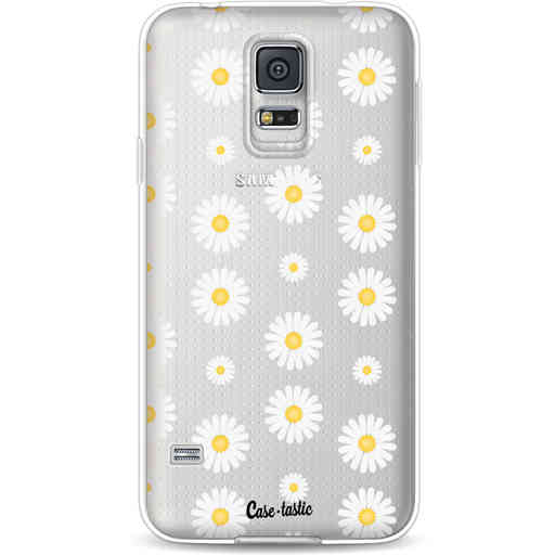 Casetastic Softcover Samsung Galaxy S5  - Daisies