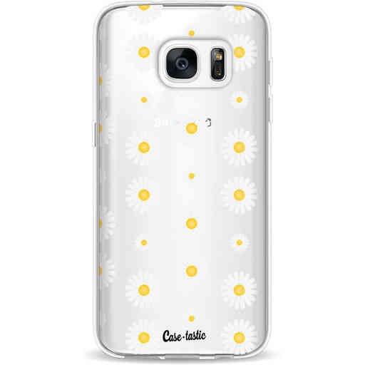 Casetastic Softcover Samsung Galaxy S7 - Daisies