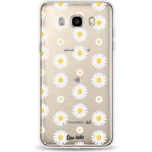 Casetastic Softcover Samsung Galaxy J5 (2016) - Daisies