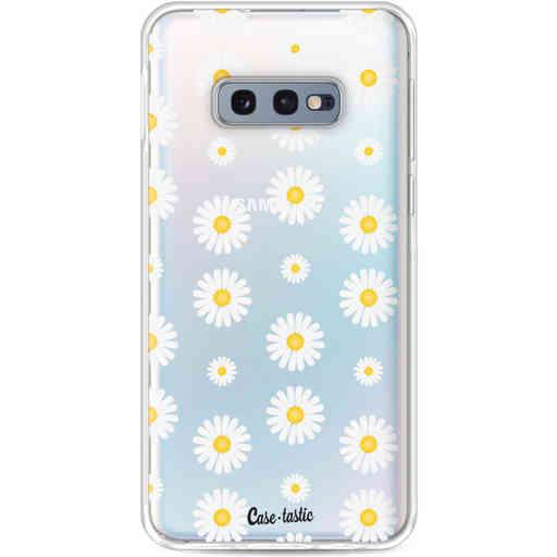 Casetastic Softcover Samsung Galaxy S10e - Daisies