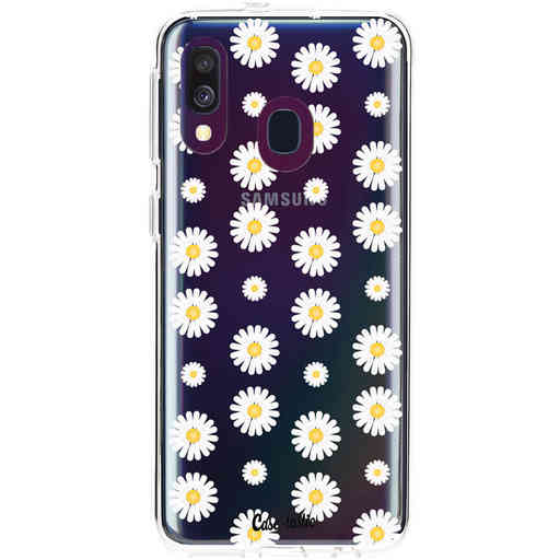 Casetastic Softcover Samsung Galaxy A40 (2019) - Daisies