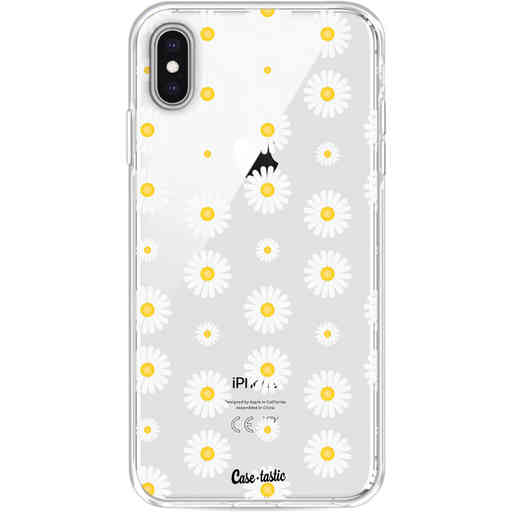 Casetastic Softcover Apple iPhone XS Max - Daisies