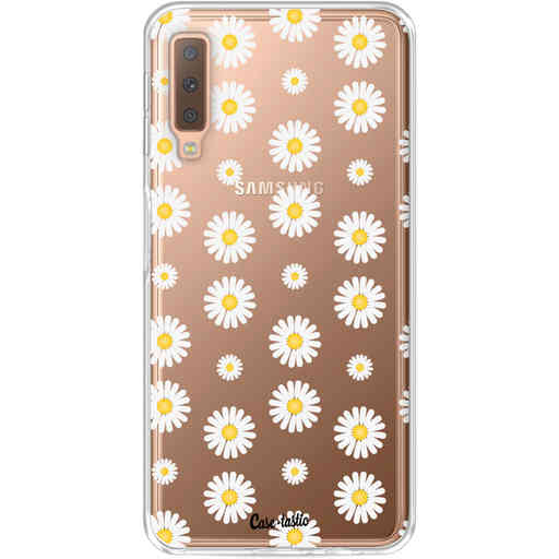 Casetastic Softcover Samsung Galaxy A7 (2018) - Daisies