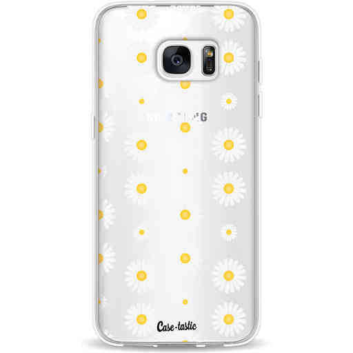 Casetastic Softcover Samsung Galaxy S7 Edge - Daisies