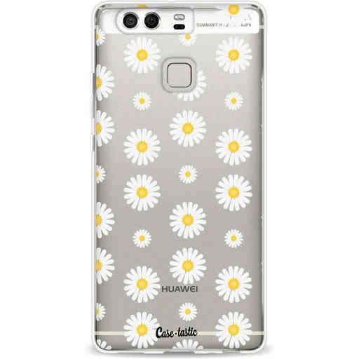 Casetastic Softcover Huawei P9 - Daisies