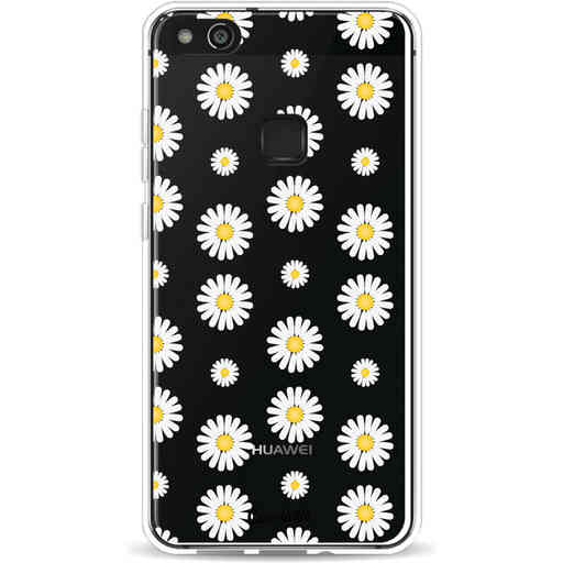 Casetastic Softcover Huawei P10 Lite - Daisies