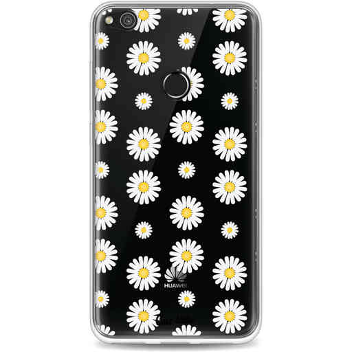 Casetastic Softcover Huawei P8 Lite (2017) - Daisies