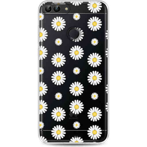 Casetastic Softcover Huawei P Smart - Daisies