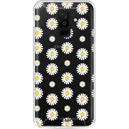 Casetastic Softcover Samsung Galaxy A6 Plus (2018) - Daisies