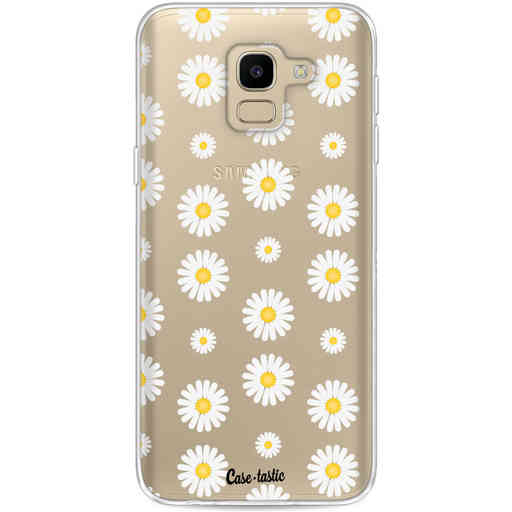 Casetastic Softcover Samsung Galaxy J6 (2018) - Daisies