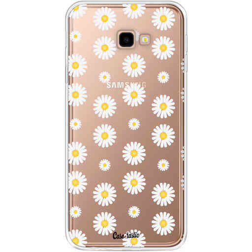 Casetastic Softcover Samsung Galaxy J4 Plus (2018) - Daisies