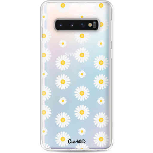 Casetastic Softcover Samsung Galaxy S10 - Daisies