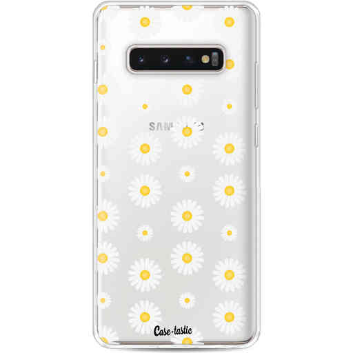 Casetastic Softcover Samsung Galaxy S10 Plus - Daisies