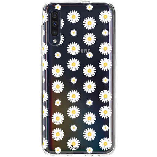Casetastic Softcover Samsung Galaxy A50 (2019) - Daisies