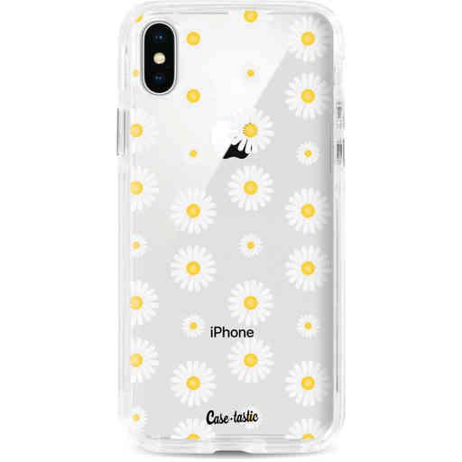 Casetastic Dual Snap Case Apple iPhone X / XS - Daisies
