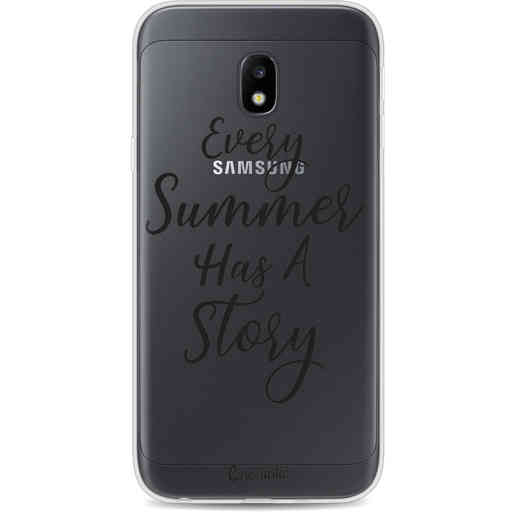 Casetastic Softcover Samsung Galaxy J3 (2017)  - Summer Story